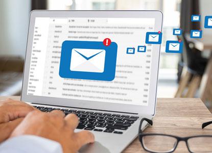 Prospection commerciale par emailing